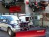 Schneeschieber für SUV, Jeep & Pick-Up