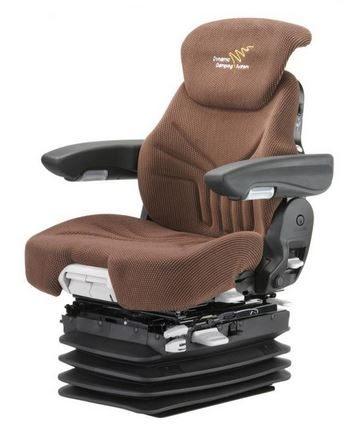 Hochwertiger und rückenfreundlicher Traktorsitz