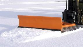 Stapler-Schneeschieber