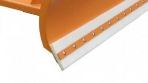 PE--Schürfleisten für Stapler-Schneeschilde – langlebig und auch für empfindliche Oberflächen