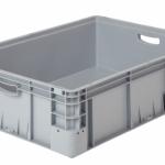 Euro-Normbehälter - ideal für (teil-) automatisierte Prozesse