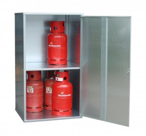 Gasflaschen-Schrank für 11kg-Gasflaschen